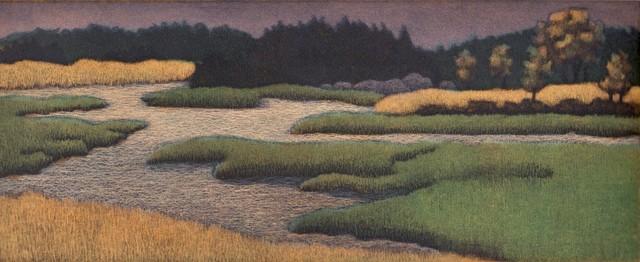 East Machias River Bend