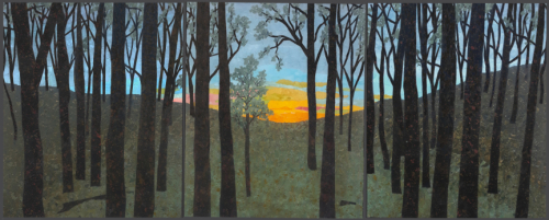 Sunset Forest Knoll
